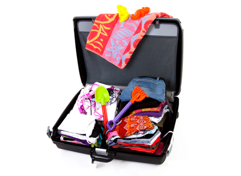 Arrumar as malas