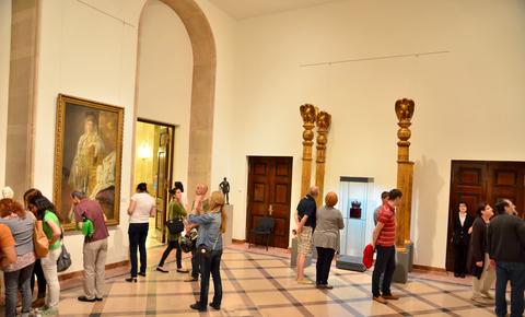 Unindo turismo à arte