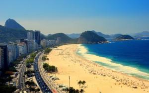 Praias brasileiras são eleitas como as melhores da América do Sul