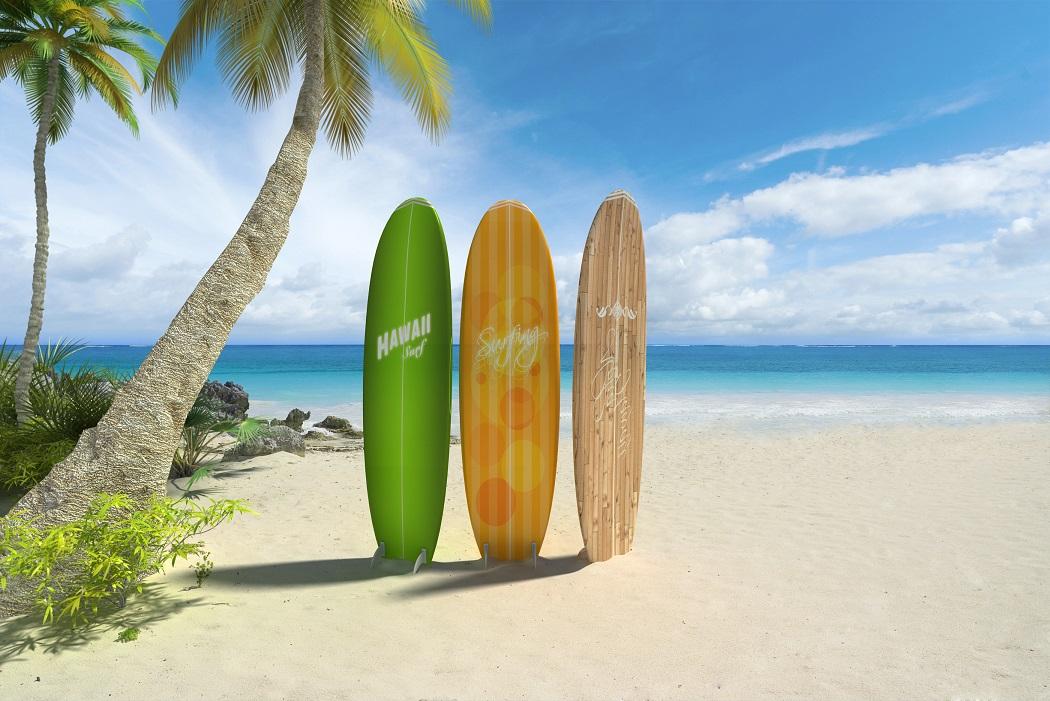 O Havaí é cenário de belas praias, esportes radicais e recantos românticos
