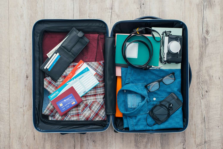 Acessórios úteis para a viagem