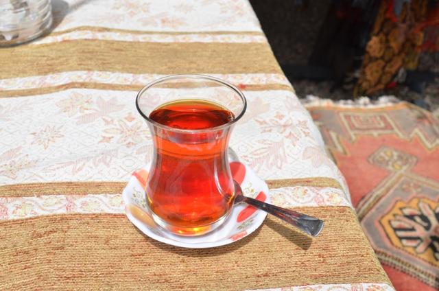 Chá preto típico