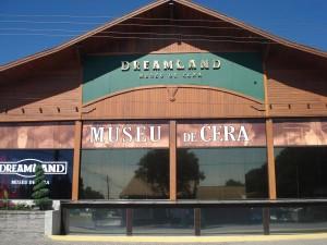 Museu da cera em Gramado