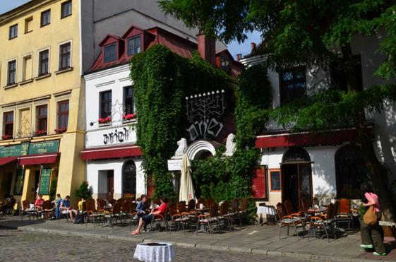 Kazimierz: bairro judeu