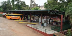 Viajar para o Paraguai de ônibus