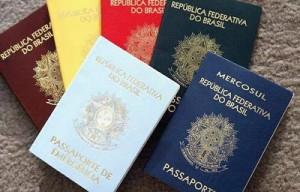 Passo a passo para tirar o passaporte