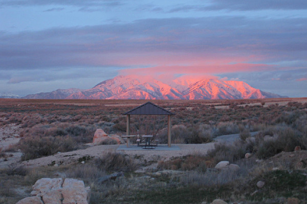Antelope Island, Utah, Estados Unidos