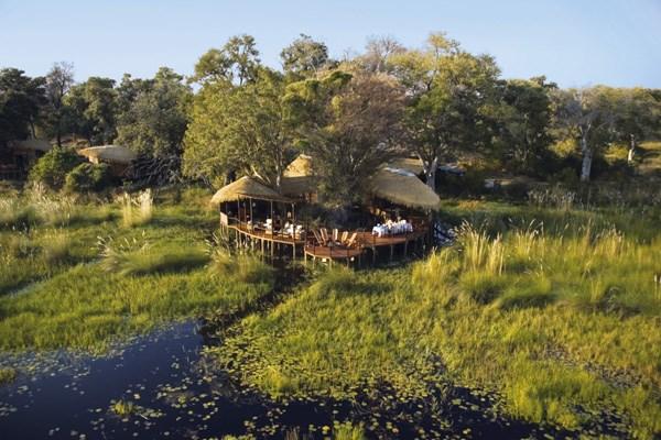 Delta de Okavango, Botswana