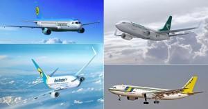 Conheça as melhores e piores companhias aéreas