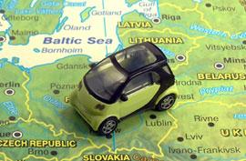 Aluguel de carros no exterior para conhecer melhor os países de destino
