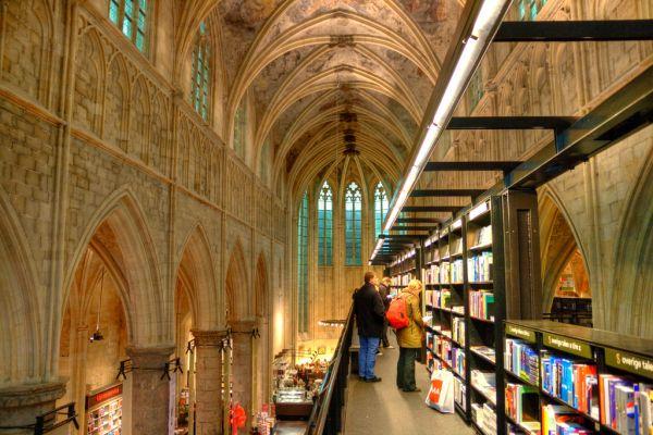 As livrarias mais bonitas do mundo
