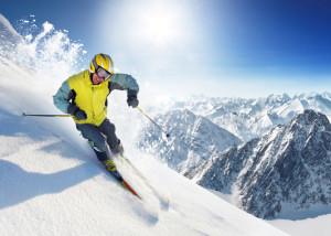 Seguro de viagem de esqui