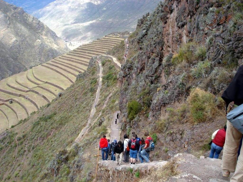 As 6 melhores caminhadas do mundo