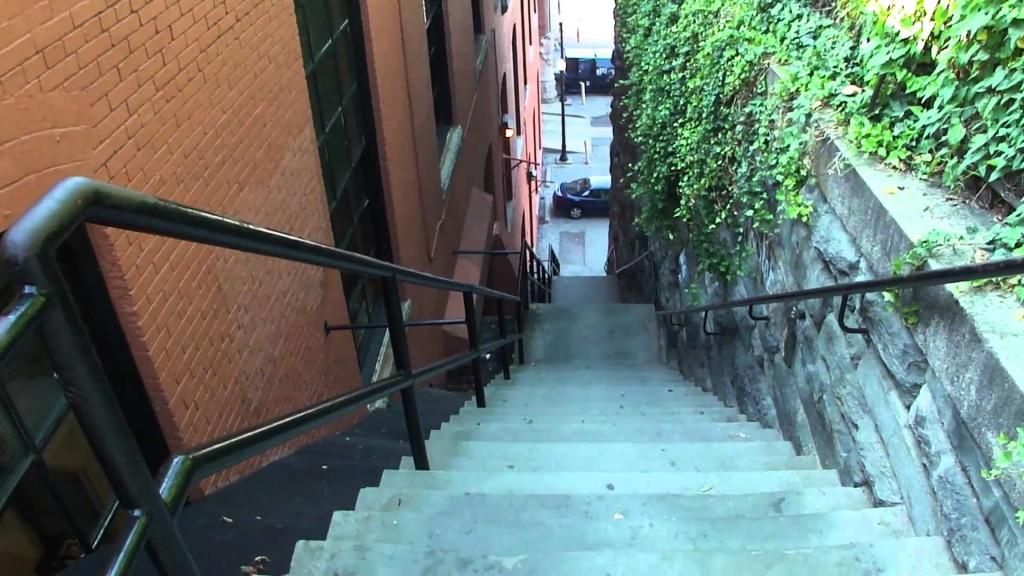Escadaria exorcista – O Exorcista