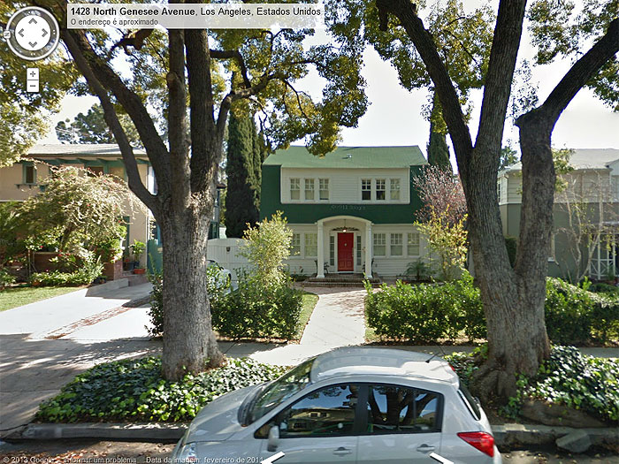 1428 N Genesee Avenue, Los Angeles – A Hora do Pesadelo
