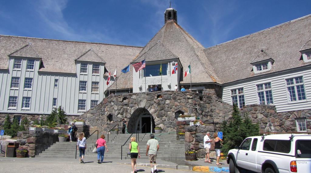Timberline Lodge – O Iluminado