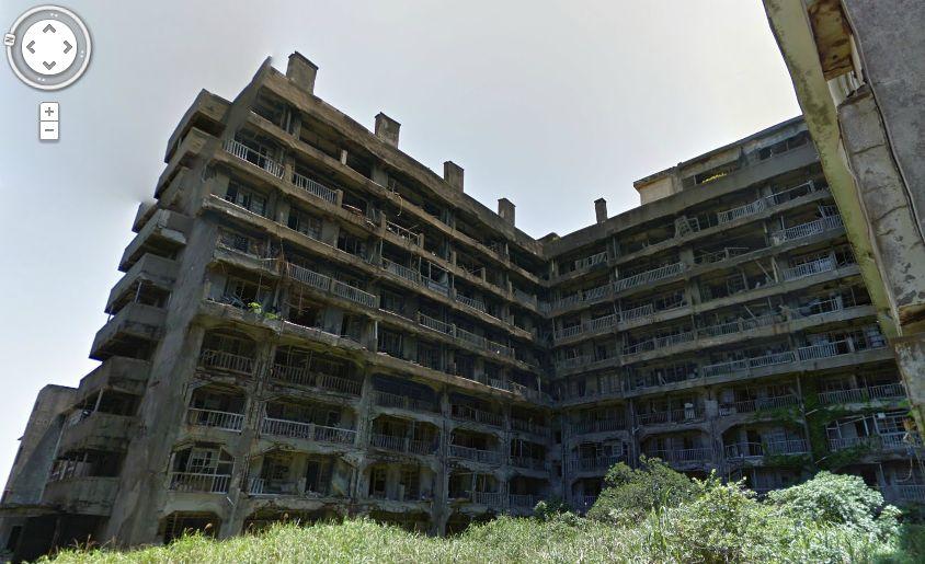 Hashima, Ilha Fantasma de 007 – Operação Skyfall