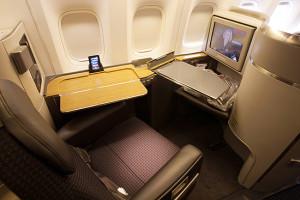 Como conseguir um upgrade para voar na primeira classe?
