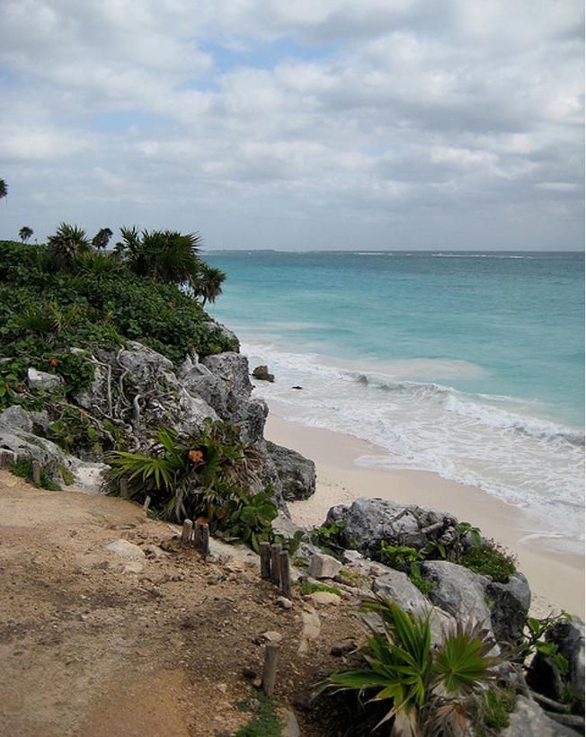 Tulum praia