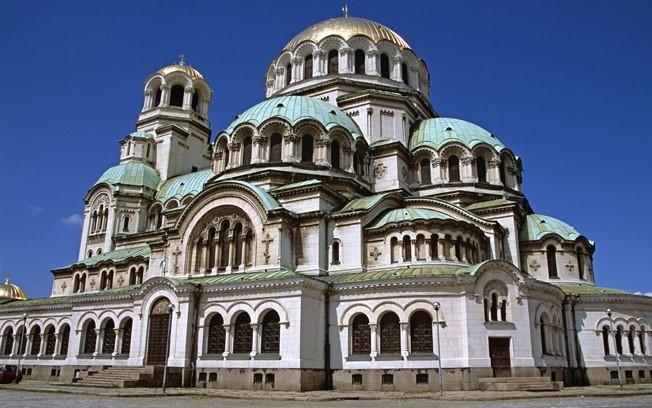 Imagem: Sofia (Bulgária).