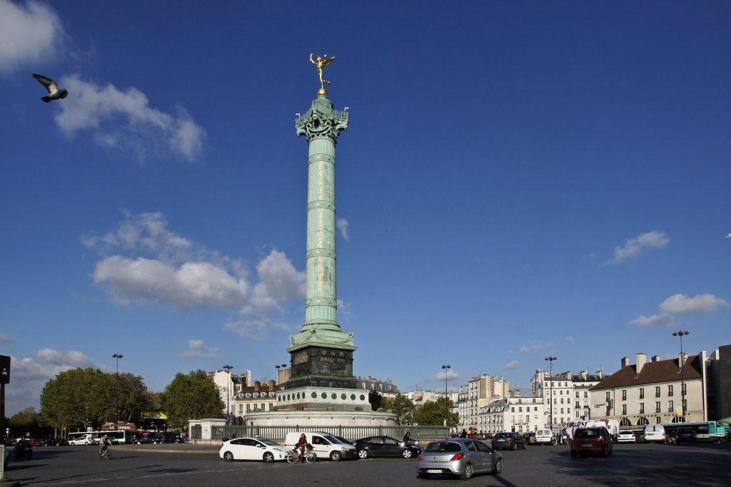 Passeios de graça em Paris, França