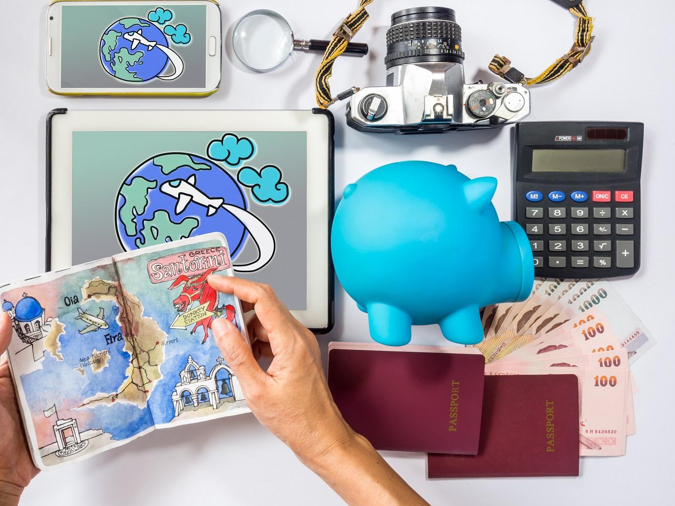 8 erros financeiros para você evitar na viagem