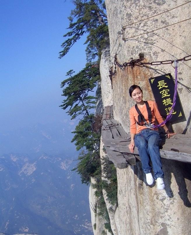 Caminho da morte, China