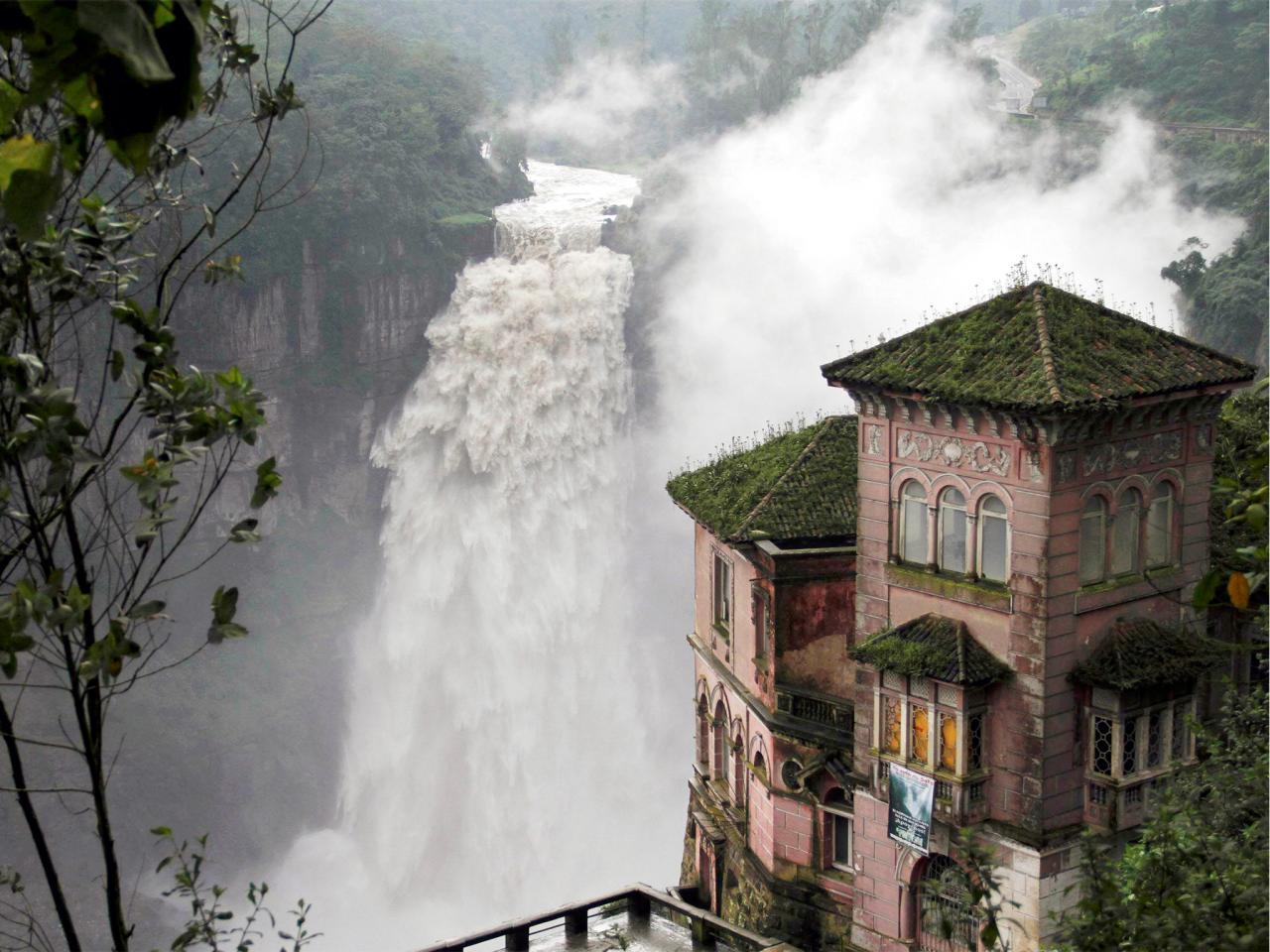 El Hotel Del Salto, Colômbia