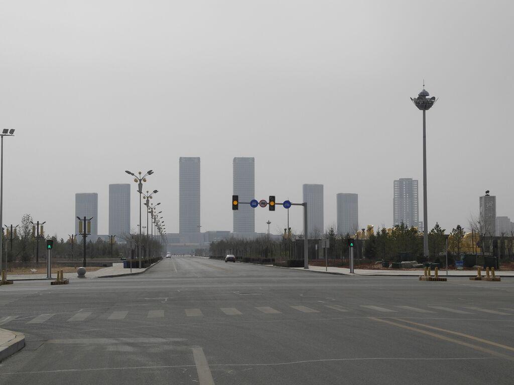 Cidade de Ordos, China