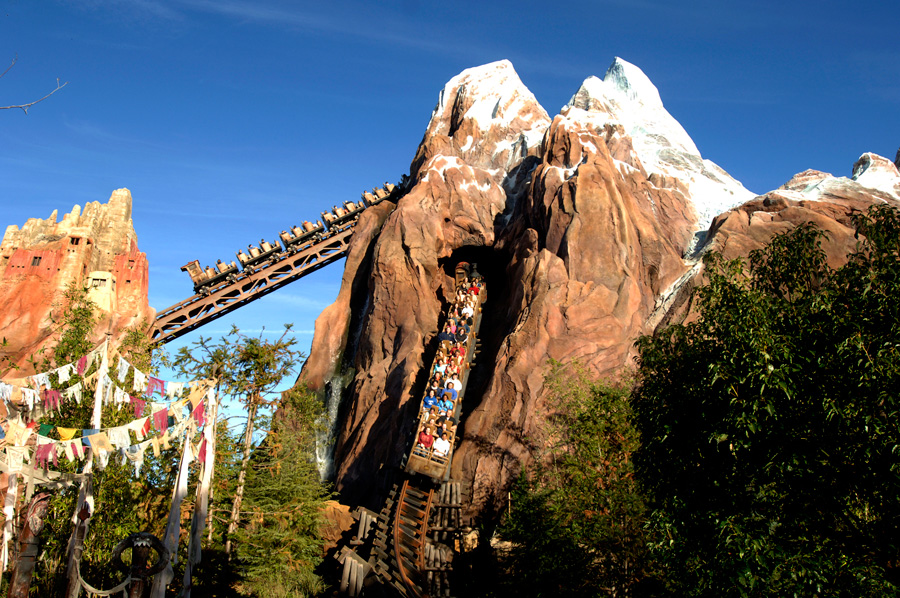Expedition Everest – Animal Kingdom
