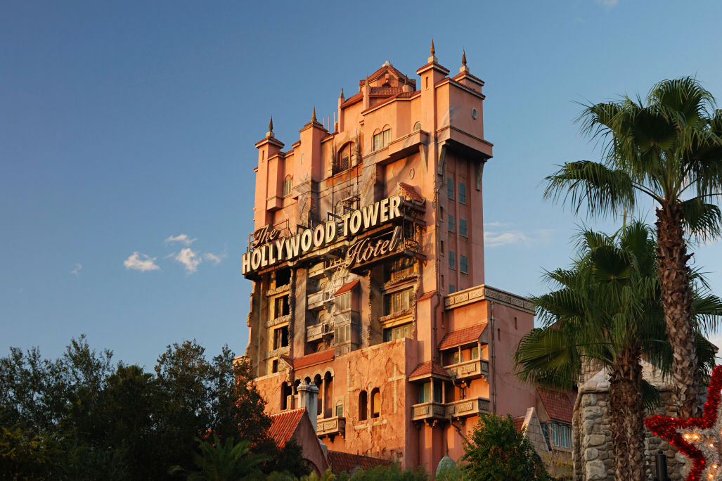 Tower of Terror – Hollywood Studios