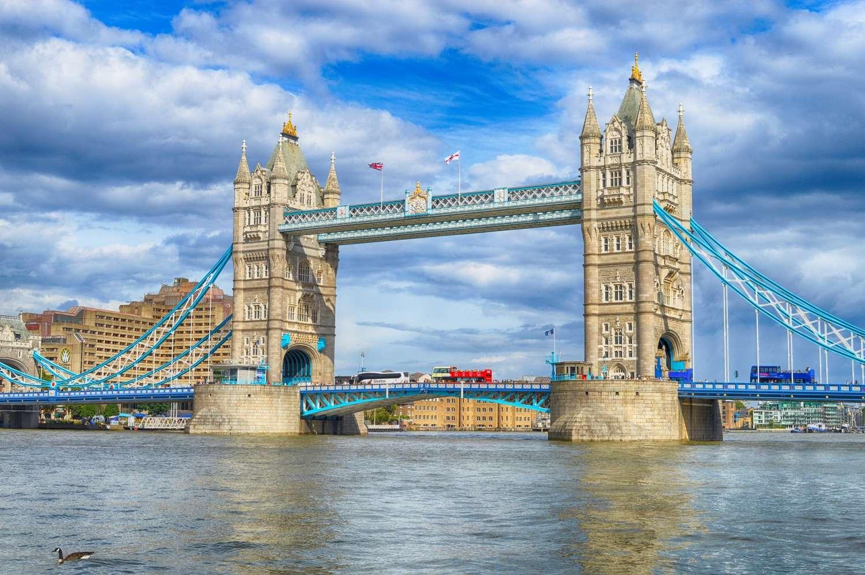 Preço médio do seguro viagem para Londres