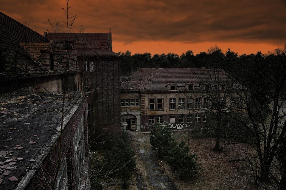 13 lugares aterrorizantes que ninguém quer ficar sozinho