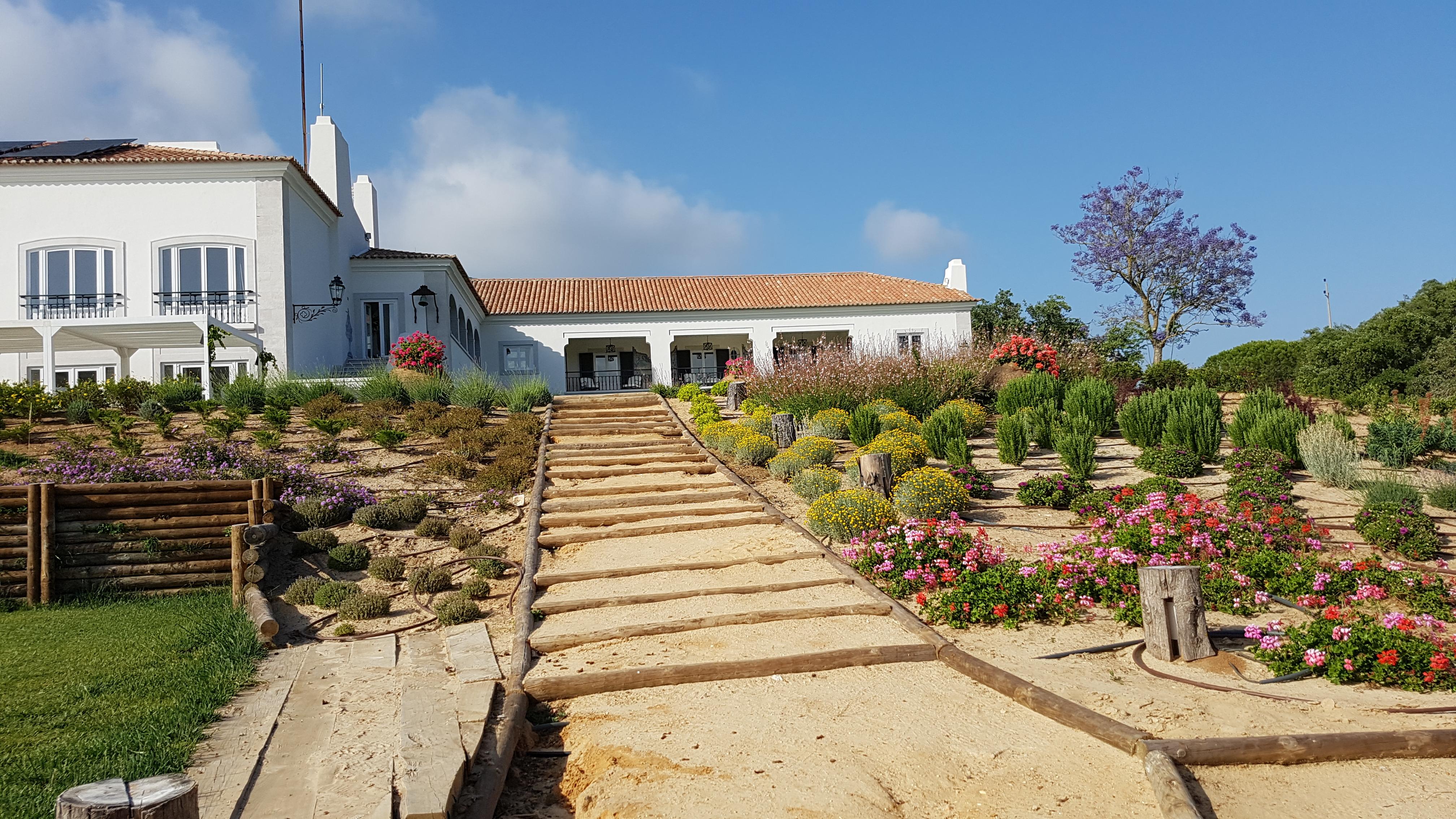 Casa Palmela: destino turístico no Parque da Arrábida
