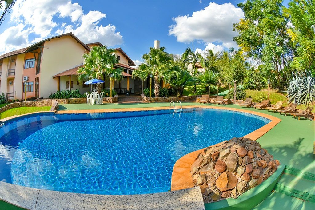 Hotel Vivenda das Cachoeiras