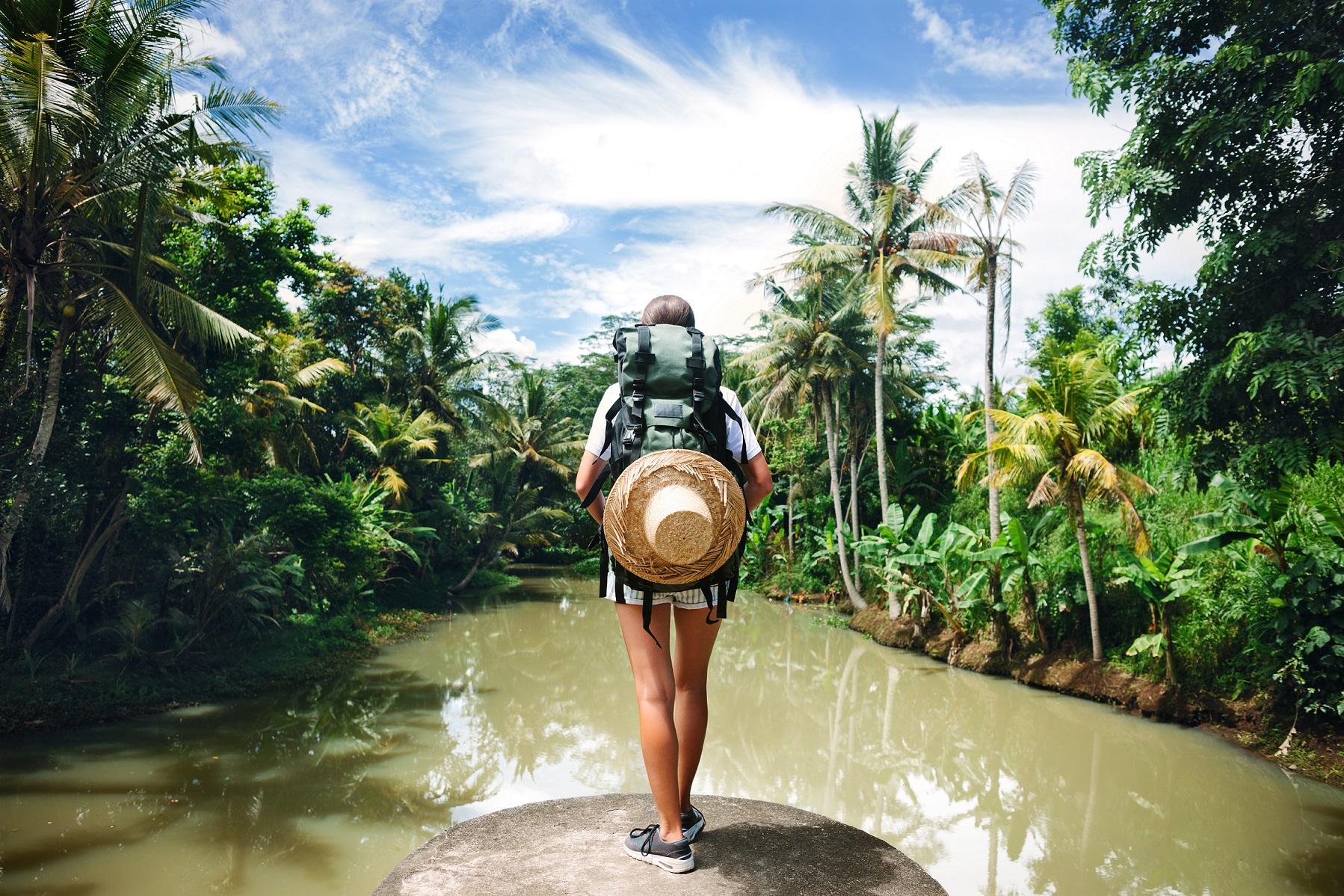 Viagens mudam o viajante. Você volta melhor!