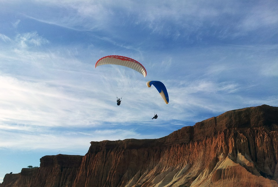 8 atividades para quem curte muita adrenalina