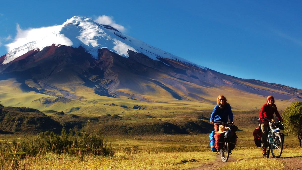 Viajar sozinho, experimentar, pedalar, esse é o novo turista