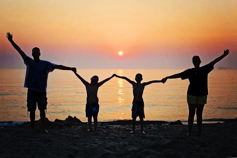 Melhores destinos para viajar com a família