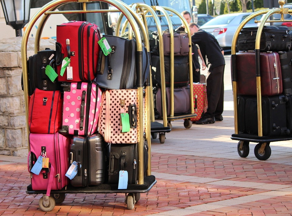 Smart luggages: malas inteligentes que fazem sucesso entre viajantes