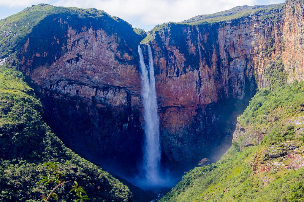 7 melhores destinos Brasil para quem curte cachoeiras