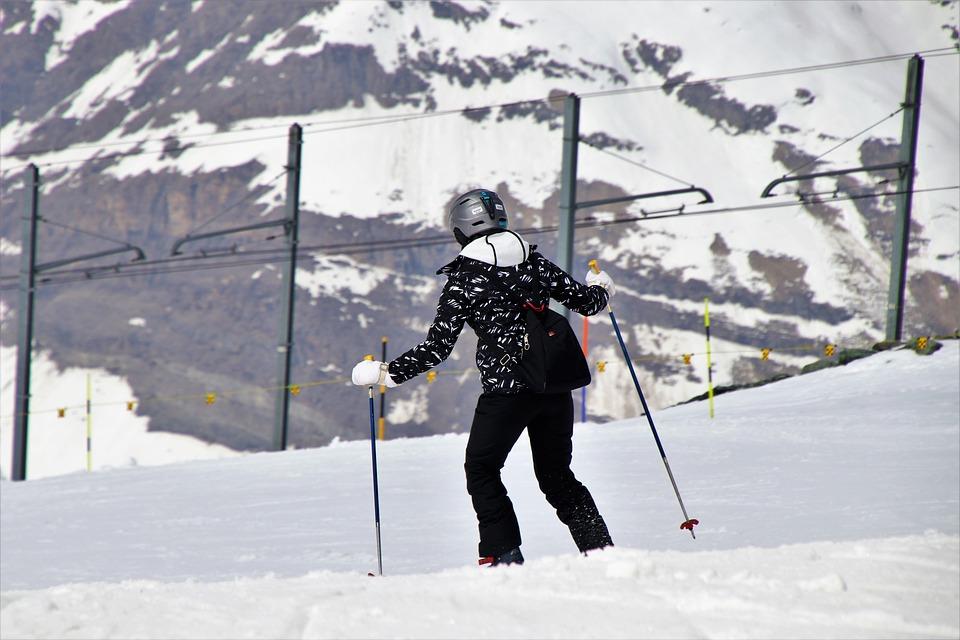 9 melhores destinos para esquiar na neve