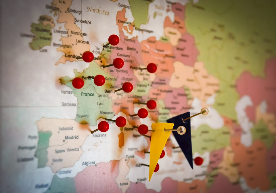 A importância do seguro viagem na viagem de tour pela Europa